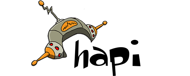 hapi.js full stack java script development